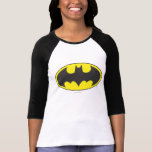 Batman Bat Logo Oval Tees