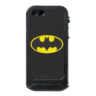 Batman Bat Logo Oval Incipio ATLAS ID™ iPhone 5 Case