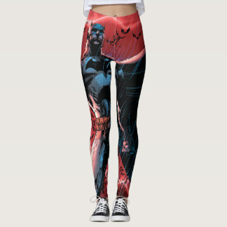 Batman | Batman & Robin, The Boy Wonder Comic #2 Leggings