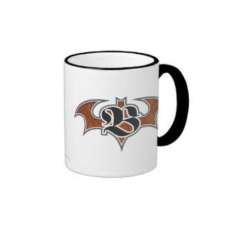 Batman - Brown Ringer Mug