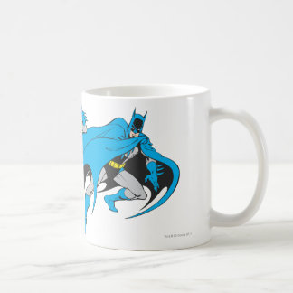 Batman/Bruce Transformation Mug