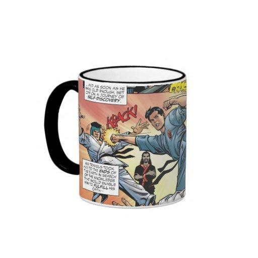 Batman - Bruce Wayne Origins 1 Mugs