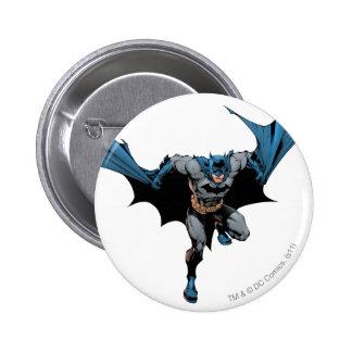Batman Cape like wings 6 Cm Round Badge