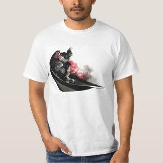 Batman City Smoke T Shirts