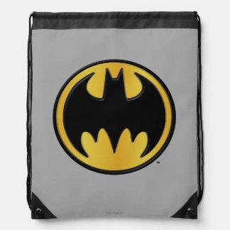 Batman Classic Logo 2 Rucksack
