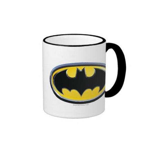 Batman Classic Logo Coffee Mugs