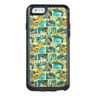 Batman Comic Capers Pattern 2 OtterBox iPhone 6/6s Case