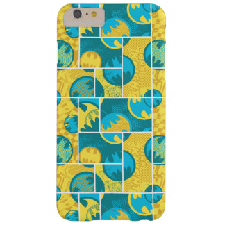 Batman Comic Capers Pattern 3 Barely There iPhone 6 Plus Case