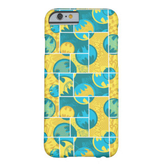 Batman Comic Capers Pattern 3 Barely There iPhone 6 Case
