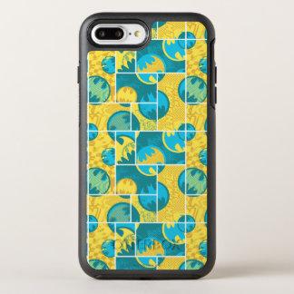 Batman Comic Capers Pattern 3 OtterBox Symmetry iPhone 7 Plus Case