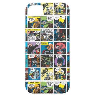 Batman Comic Panel 5x5 iPhone 5 Case