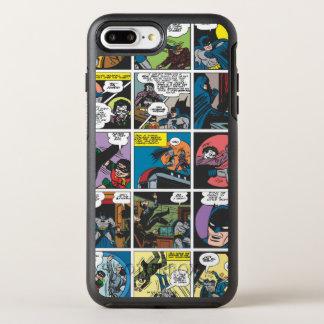 Batman Comic Panel 5x5 OtterBox Symmetry iPhone 7 Plus Case