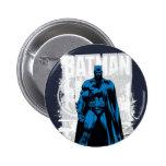Batman Comic - Vintage Full View 6 Cm Round Badge