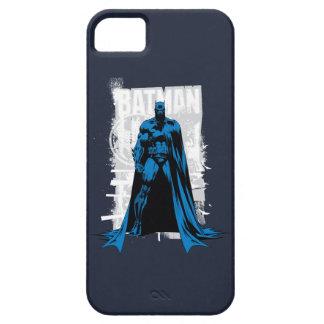 Batman Comic - Vintage Full View iPhone 5 Cases