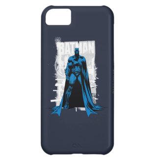 Batman Comic - Vintage Full View iPhone 5C Cover