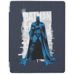 Batman Comic - Vintage Full View iPad Cover