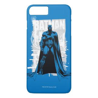 Batman Comic - Vintage Full View iPhone 7 Plus Case
