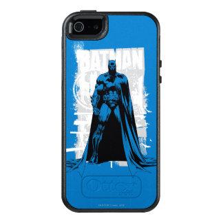 Batman Comic - Vintage Full View OtterBox iPhone 5/5s/SE Case