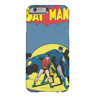 Batman Comic - with Robin Barely There iPhone 6 Case