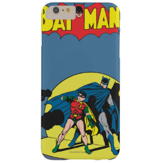 Batman Comic - with Robin Barely There iPhone 6 Plus Case