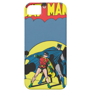 Batman Comic - with Robin iPhone 5 Cover