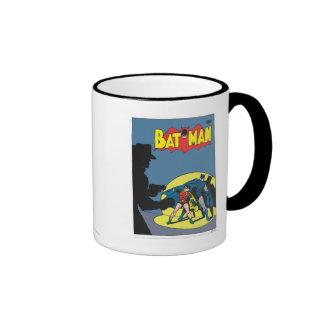 Batman Comic - with Robin Ringer Mug