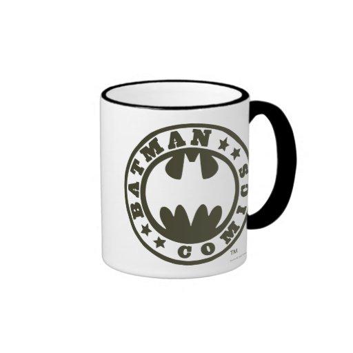 Batman Comics Mug