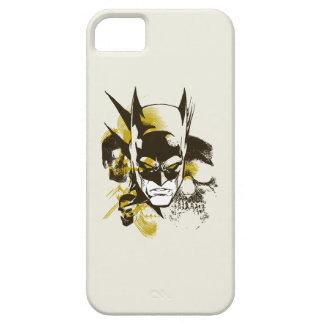 Batman Cowl and Skulls iPhone 5 Cases