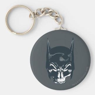 Batman Cowl/Skull Icon Key Chain