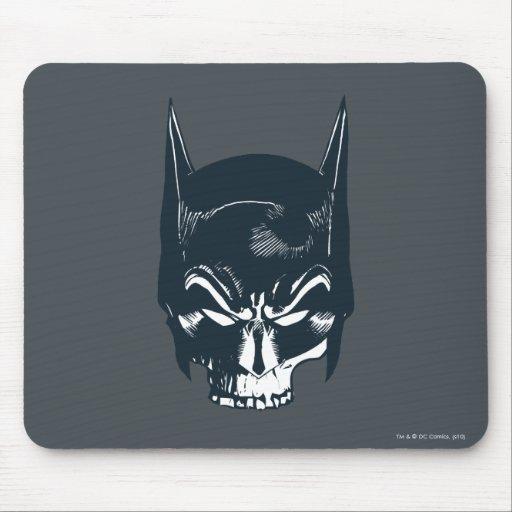Batman Cowl/Skull Icon Mousepads
