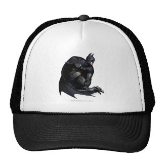Batman Crouching Mesh Hat