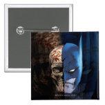 Batman de los Muertos 15 Cm Square Badge
