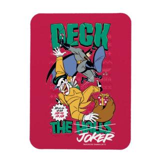 Batman | Deck The Joker Magnet