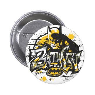 Batman Design 10 6 Cm Round Badge