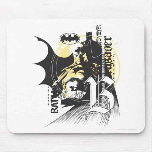Batman Design 17 Mouse Pads