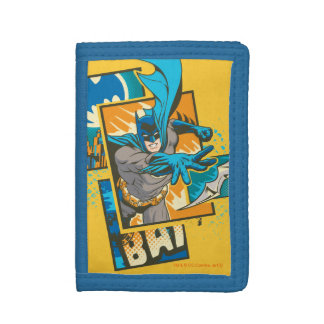 Batman Design 1 Trifold Wallet