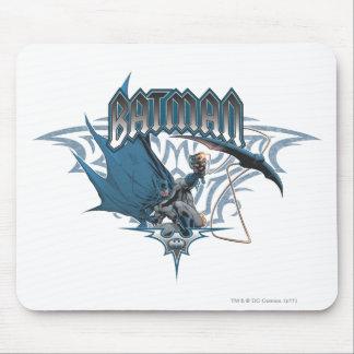 Batman Design 24 Mouse Pad