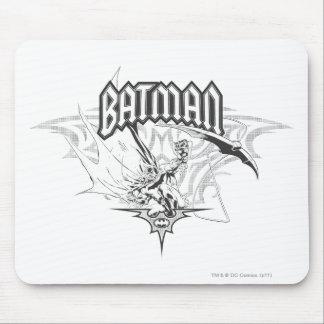 Batman Design 25 Mouse Pads