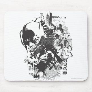 Batman Design 8 Mouse Pad