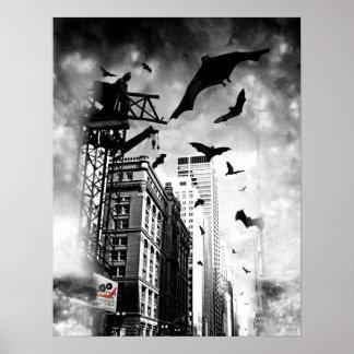 BATMAN Design Poster