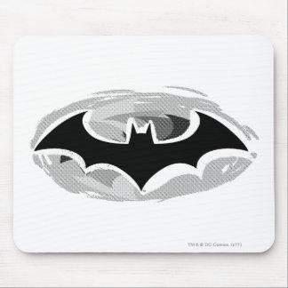 Batman Drawn Icon Mouse Pad