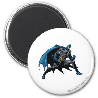 Batman Fists 6 Cm Round Magnet