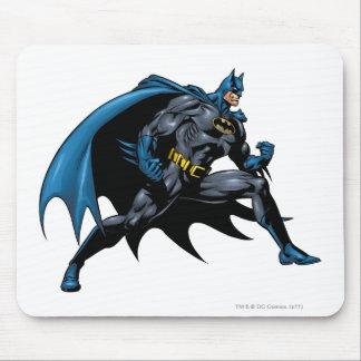 Batman Fists Mouse Pad