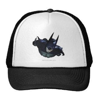 Batman Flying Trucker Hat