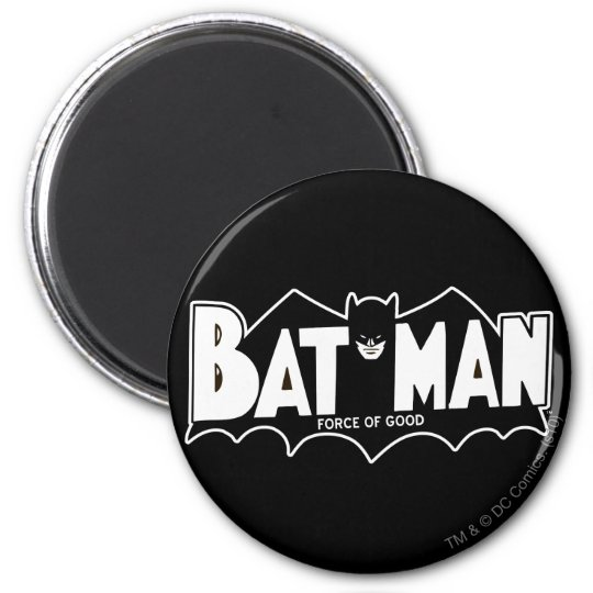 Batman | Force of Good 60s Logo Magnet