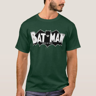 Batman | Force of Good 60s Logo T-Shirt