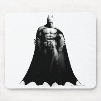 Batman Front View B/W Mousepad
