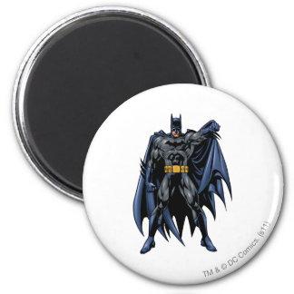 Batman Full-Color Front 6 Cm Round Magnet