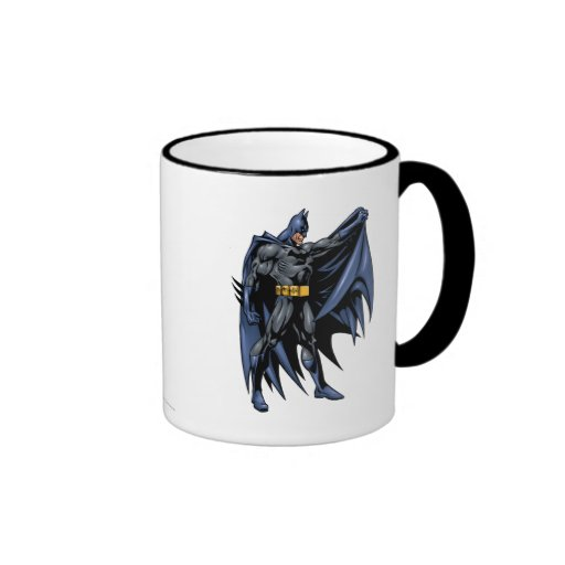 Batman Full-Color Side Coffee Mug