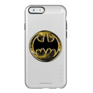 Batman Gold Logo 2 Incipio Feather® Shine iPhone 6 Case